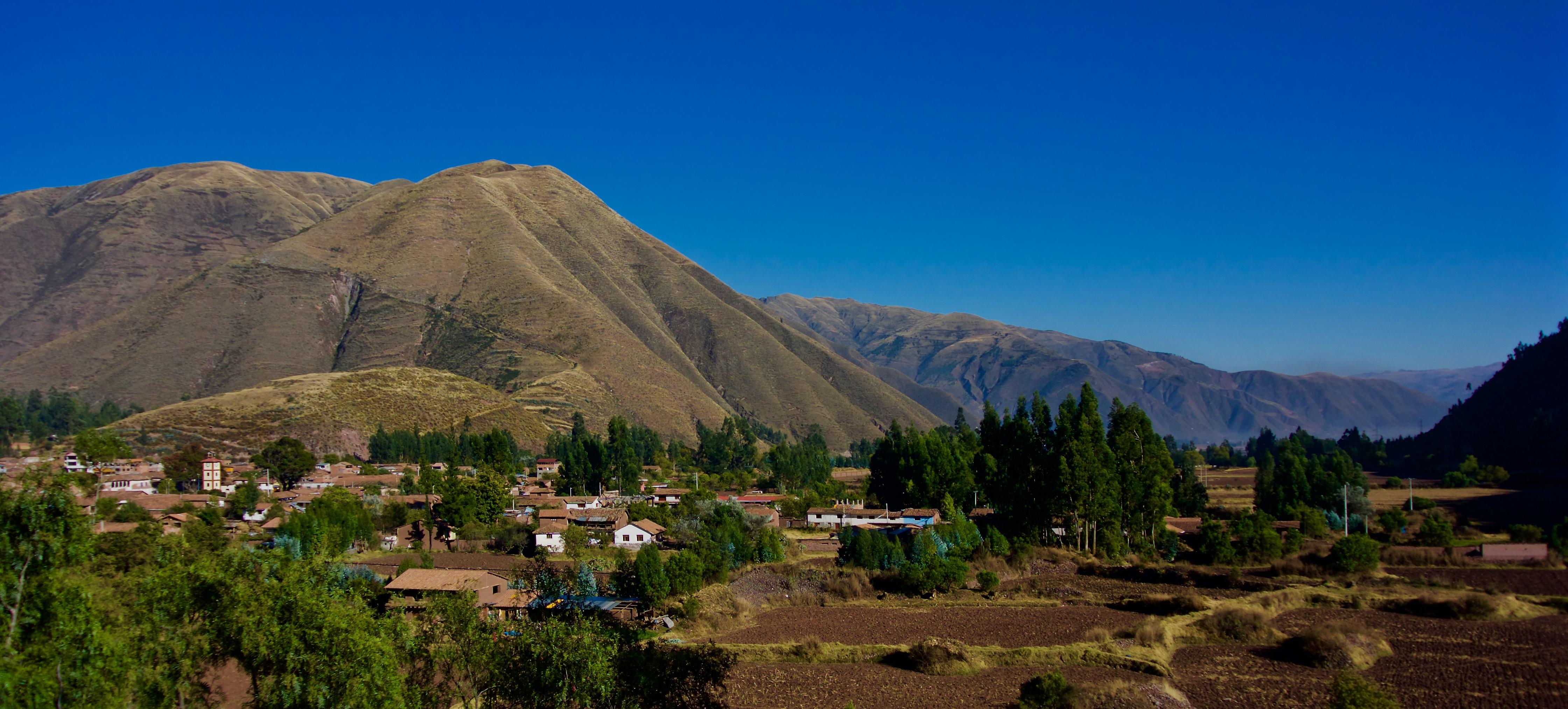 Distrito de Huaro