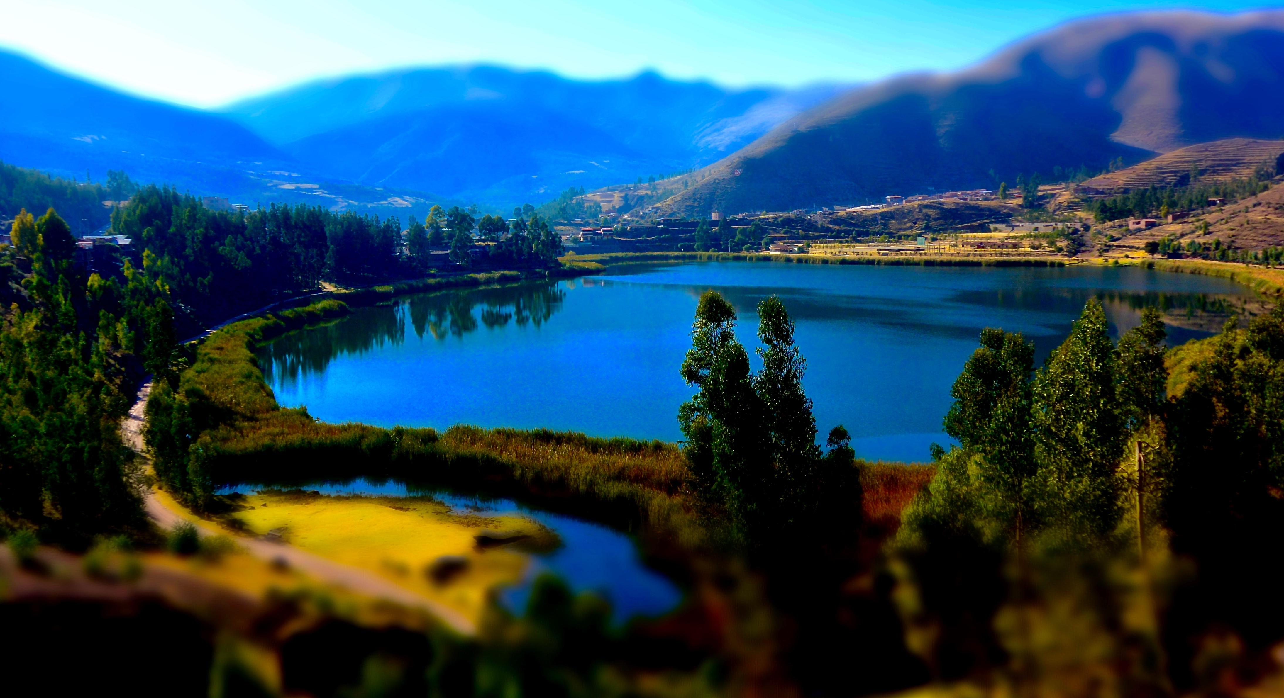Laguna de Urcos