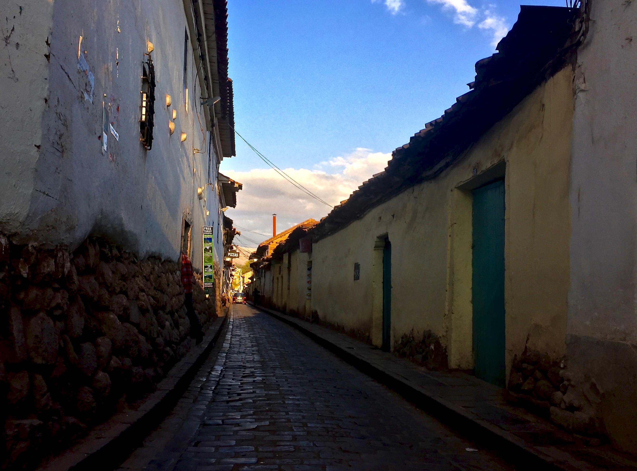 Calle Recoleta
