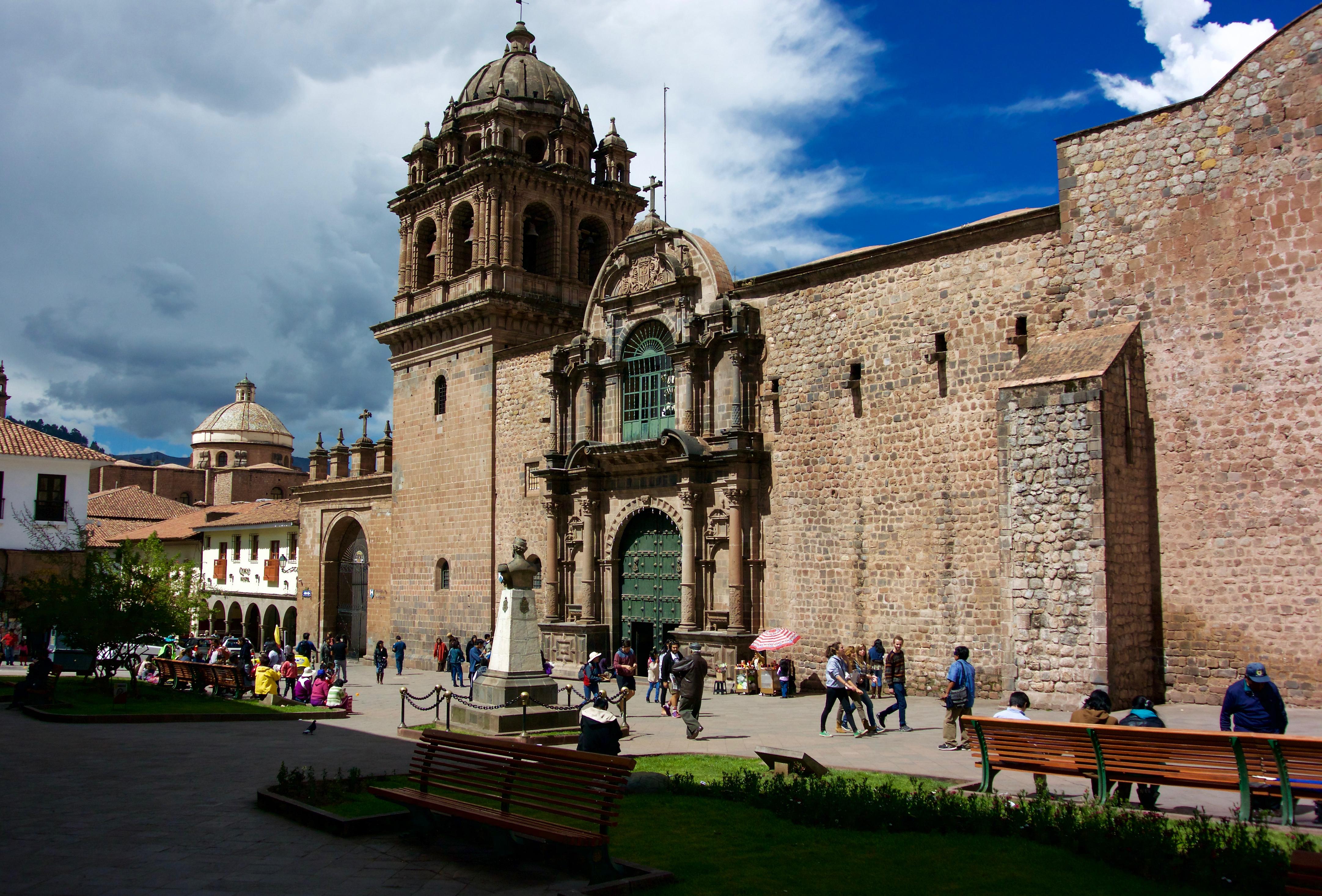 El Templo de la Merced del Cusco