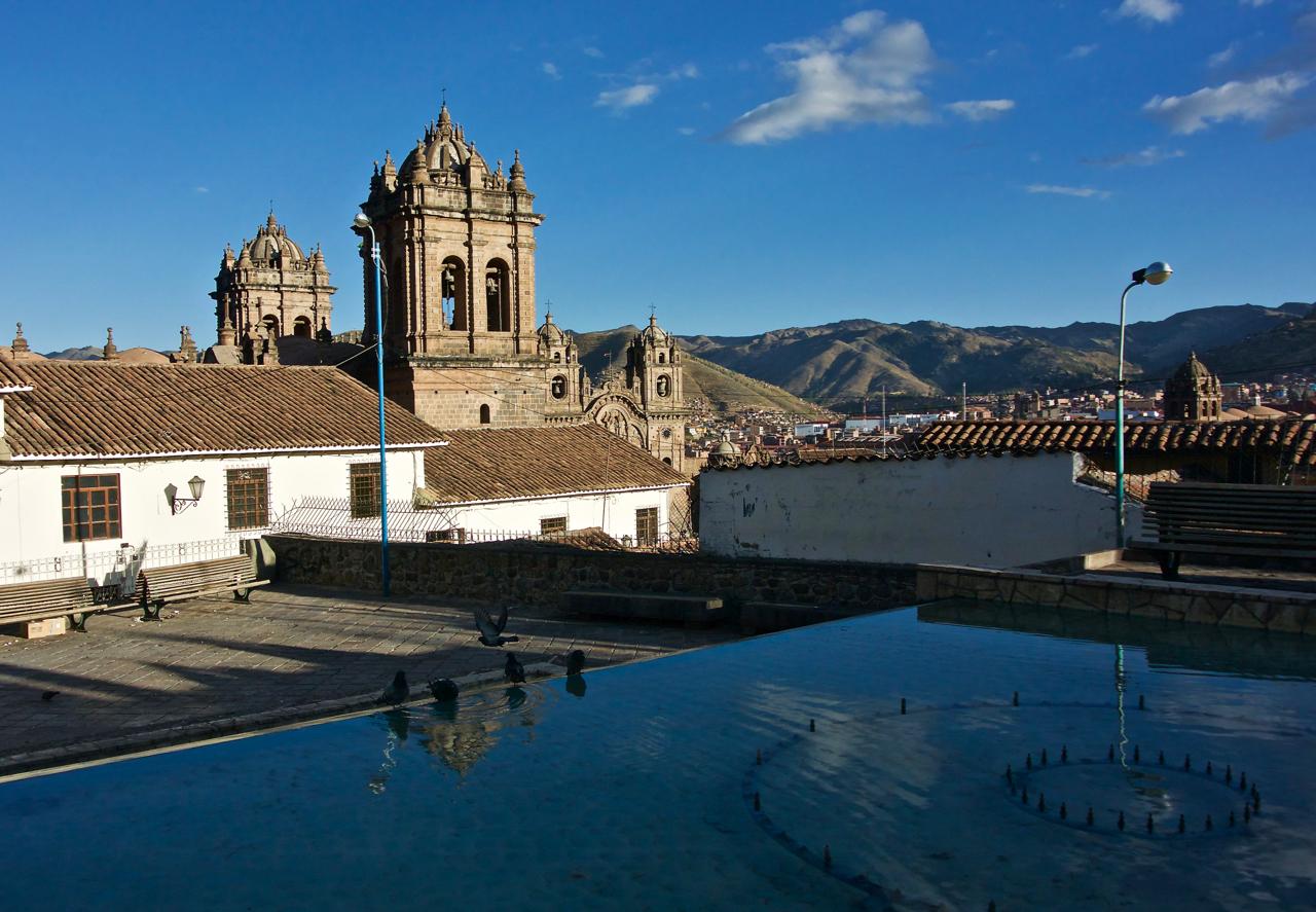 Plaza Tricentenario Cusco