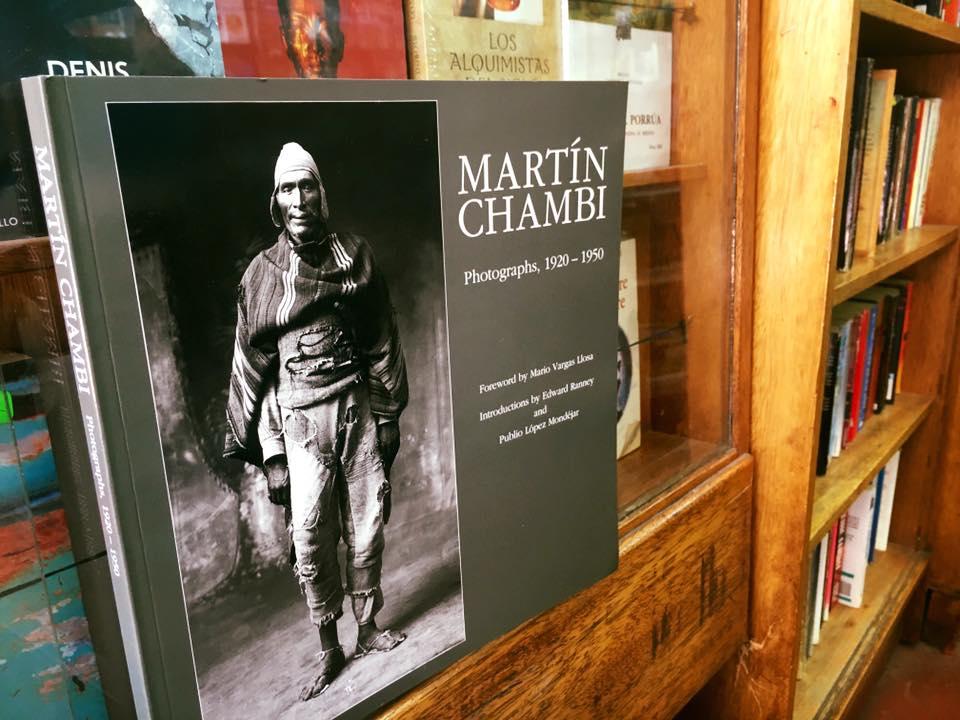 Libro Fotografías de Martín Chambi