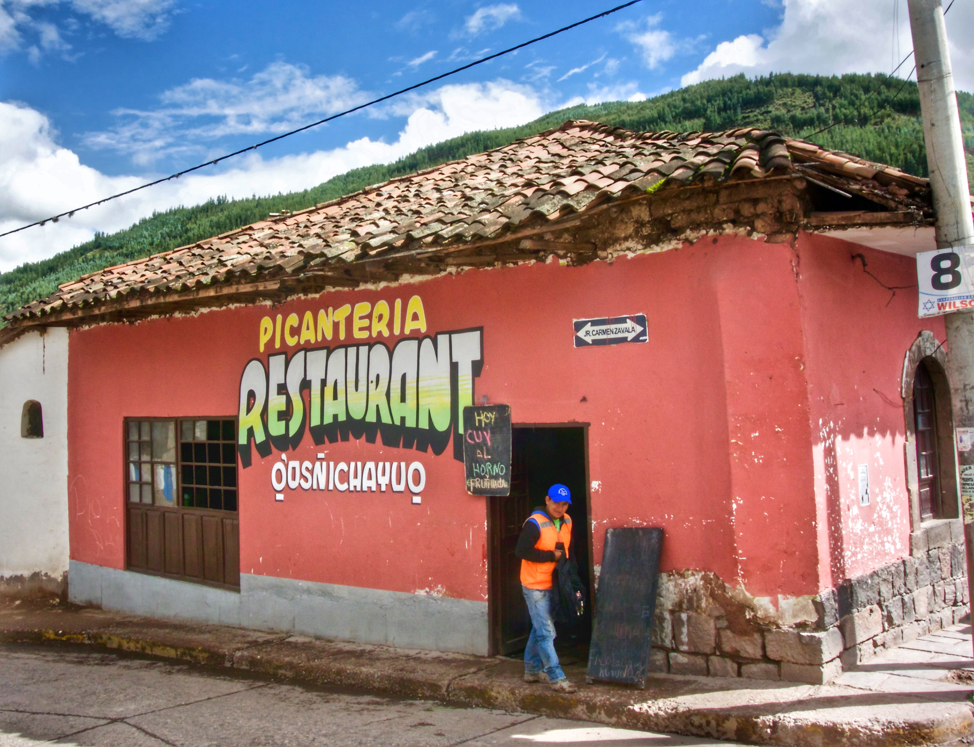 Un Tarde de picantaría en el Cusco