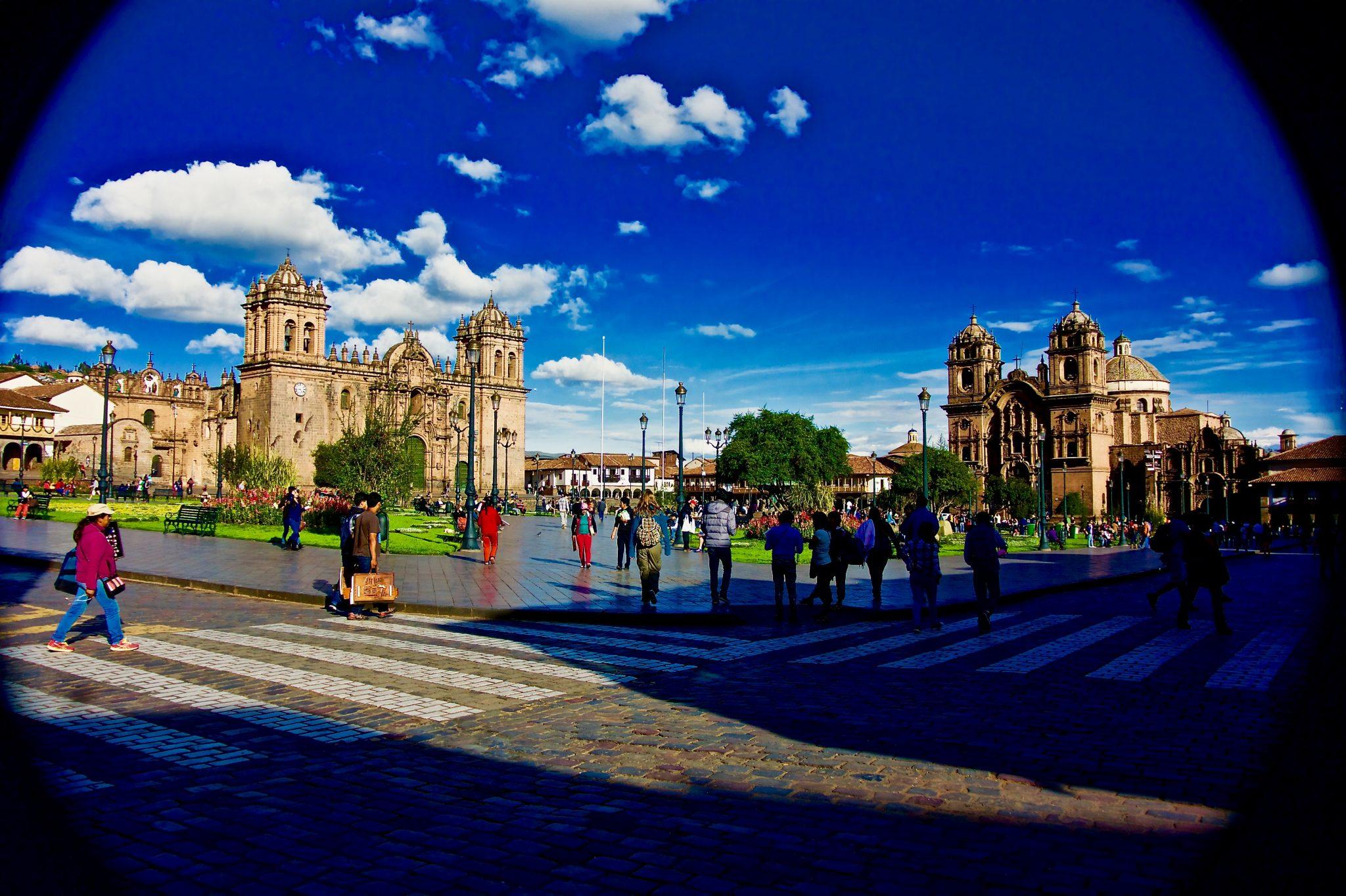 Cusco la capital de la cultura Inca