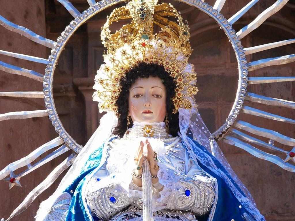 El sistema de cargos o mayordomías en la festividad de la Virgen Inmaculada Concepción del Cusco