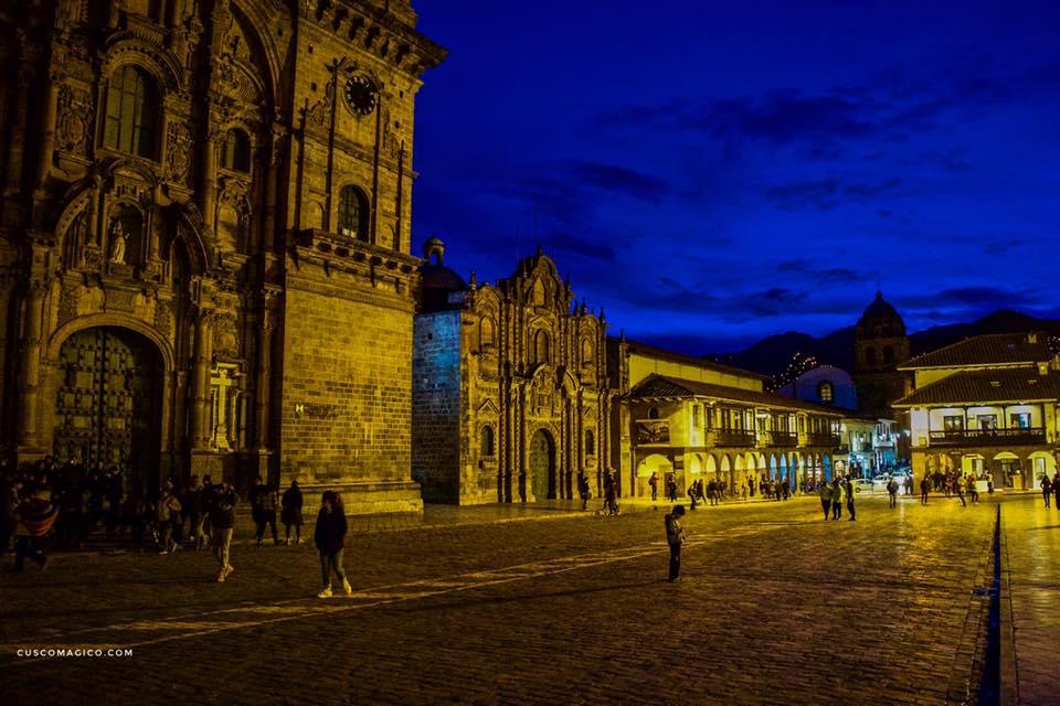 La Preservación del  Centro Histórico del Cusco