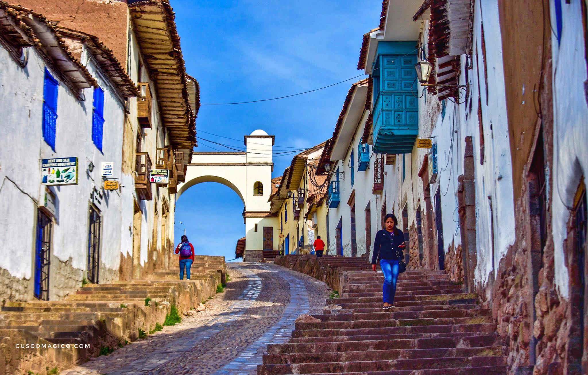 Cusco: Barrio de Santa Ana