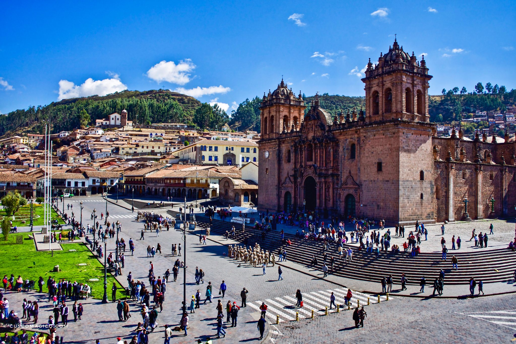 Cusco: La Catedral