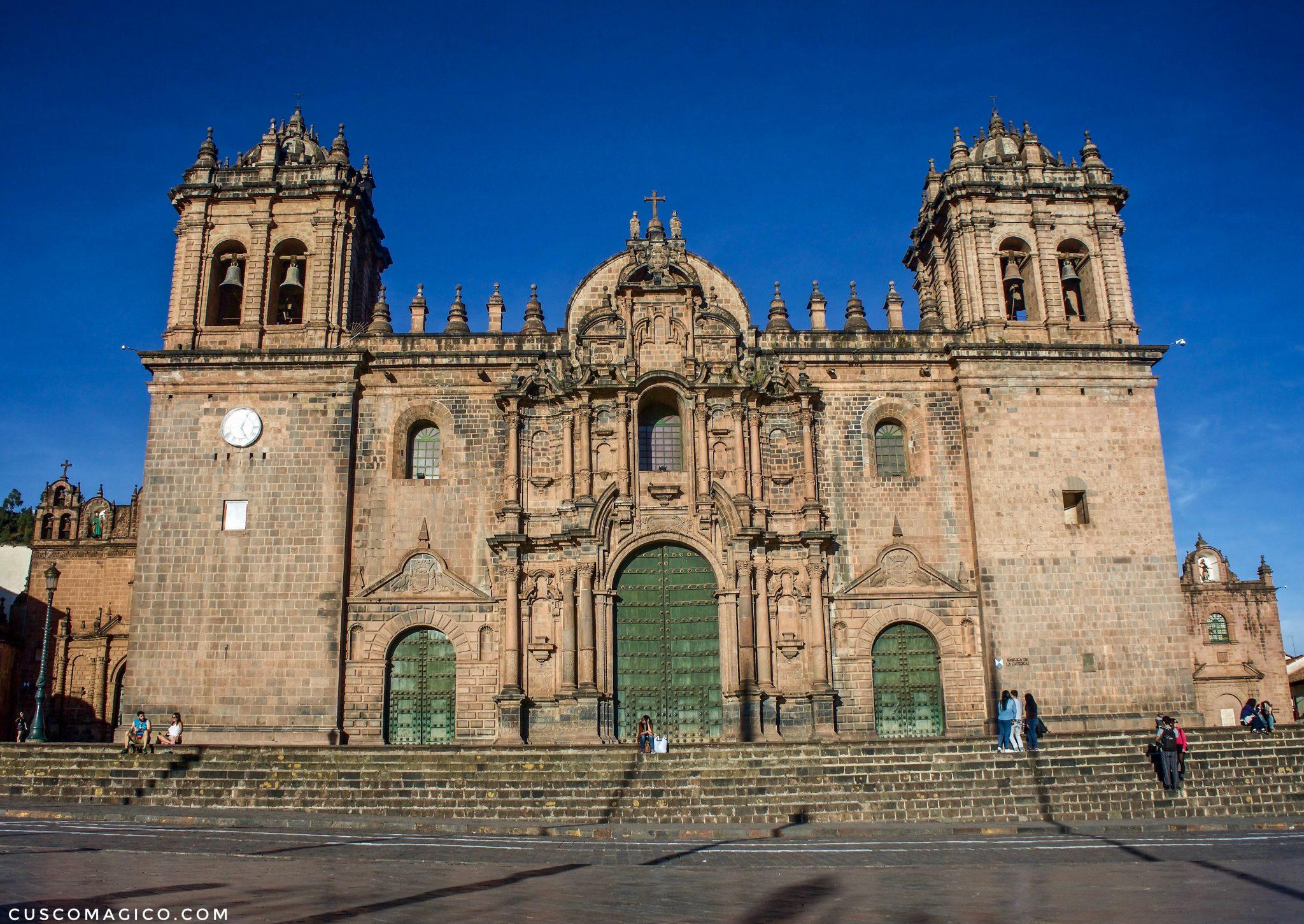 Basílica Catedral del Cusco