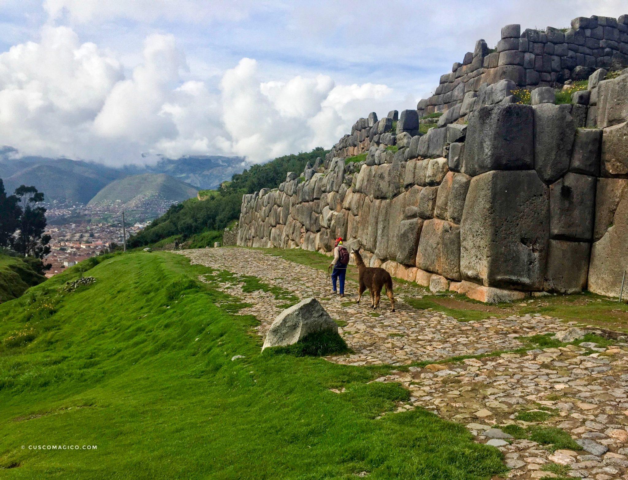 Cusco: Sacsayhuaman