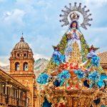 La Virgen María Inmaculada del Cusco