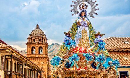 El sistema de cargos o mayordomías en la festividad de la Virgen Inmaculada  Concepción del Cusco — Cusco