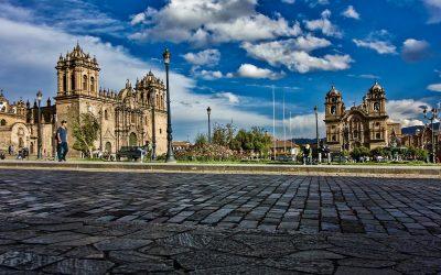 LaPlaza de Armas del Cusco