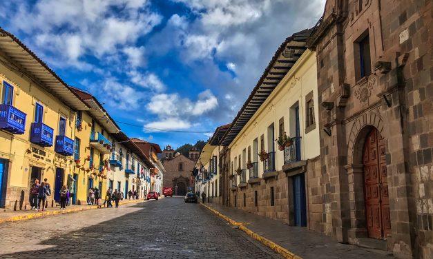 Calle Santa Teresa