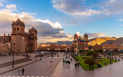 Plaza de armas del Cusco