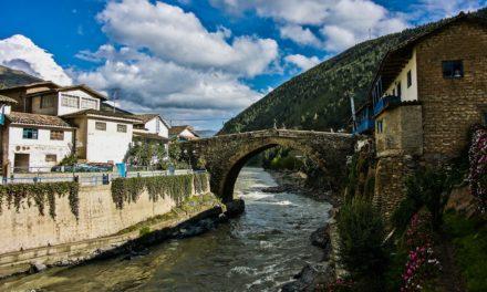 Puente Carlos III de Paucartambo